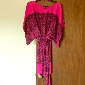 BCBGMaxazria kimono dress (M)